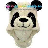 Кигуруми шапка Панда