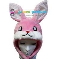 Кигуруми шапка Кролик
