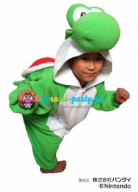 Кигуруми детский Йоши из Супер Марио
