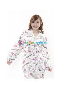 Кигуруми пижама Хелло Китти пушистый хвост