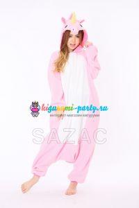 Кигуруми Единорог розовый / Kigurumi Unicorn pink