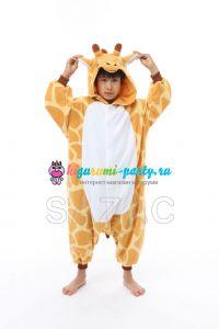 Кигуруми для детей Жирафик
