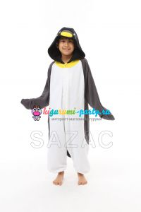 Кигуруми детский Пингвинчик