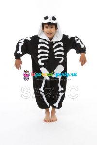 Кигуруми детский Скелет