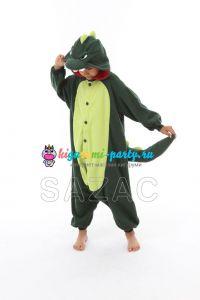 Кигуруми для детей Динозавр