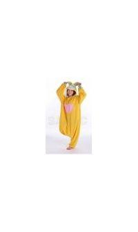 Кигуруми Хелло Китти Кролик жёлтый / Kigurumi Hello Kitty colorful Rabbit YE