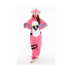Кигуруми заботливый Мишка розовый Fortnite! / Kigurumi care Bear pink Fortnite!