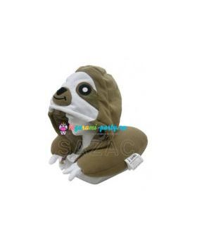 Кигуруми подушка для шеи Ленивец на манекене