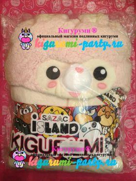 Кигуруми Альпака розовая (в упаковке)