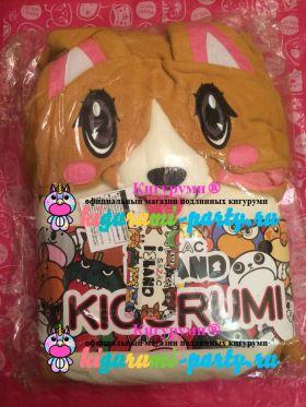 Кигуруми Корги / Kigurumi Corgi (в упаковке)