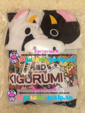 Кигуруми Корова / Kigurumi Cow (в упаковке)