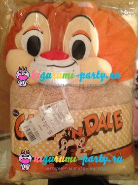 Кигуруми Дейл из м/ф Чип и Дейл спешат на помощь / Kigurumi Dale from Chip and Dale Rescue Rangers (в упаковке)