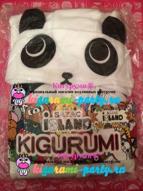 Кигуруми Панда / Kigurumi Panda (в упаковке)