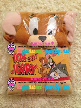 Кигуруми Джерри по м/ф Том и Джерри (в упаковке)