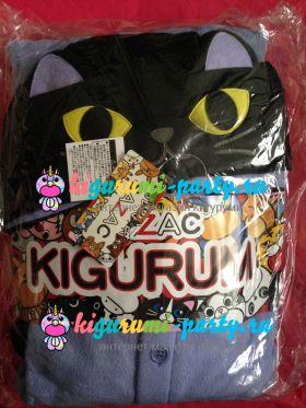 Кигуруми чёрная Пантера (в упаковке)