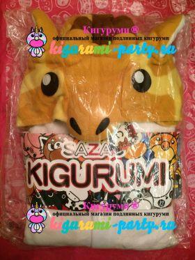Кигуруми Жираф (в упаковке)
