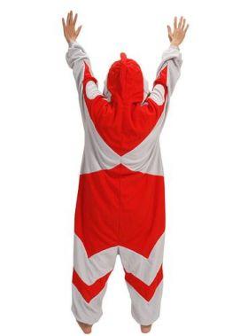 Кигуруми Ультрамэн / Kigurumi Ultraman (сзади)