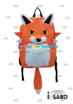 Кигуруми рюкзак красная Лиса