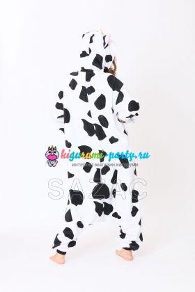 Кигуруми Корова / Kigurumi Cow (сзади)