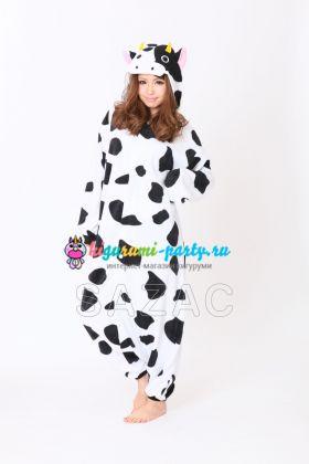 Кигуруми Корова / Kigurumi Cow (вполоборота)