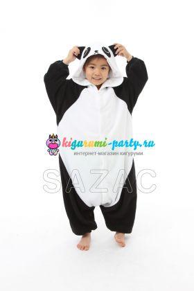 Кигуруми детский Панда (вполоборота)