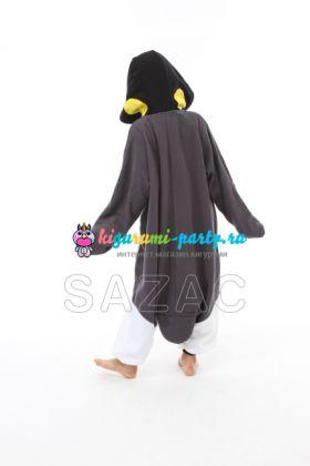 Кигуруми для детей Пингвинчик (сзади)