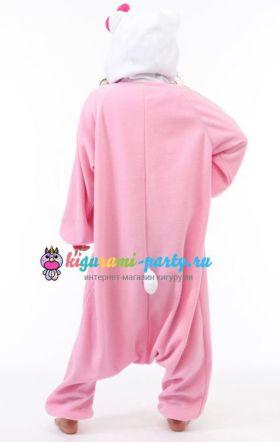 Кигуруми Хелло Китти розовая (сзади)