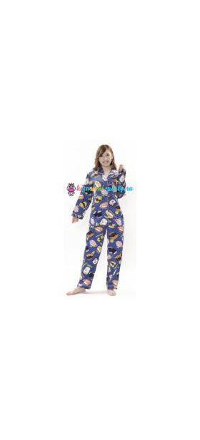Кигуруми пижама Хелло Китти суши (анфас)